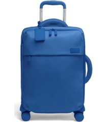 """lipault new plume 21"""" carry-on spinner suitcase"""