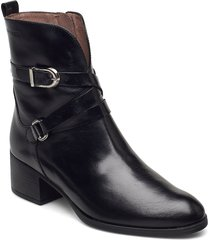 g-5120 shoes boots ankle boots ankle boot - heel svart wonders