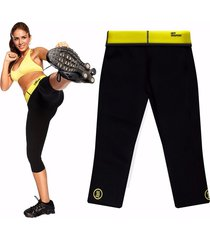 pantalón leggings reductor termico hot shapers
