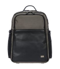 bric's monza large backpack - grey