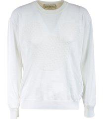 iceberg mickey mouse logo sweatshirt