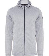moletom masculino ua mk1 terry hoodie - cinza