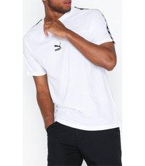 puma puma xtg tee t-shirts & linnen white