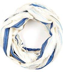 pañuelo loop fury azul humana