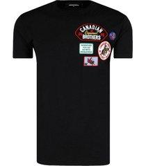 canadian patch t-shirt