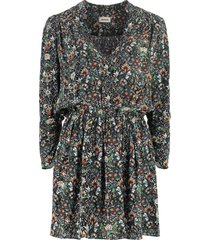 zadig & voltaire reveal kaleido printed dress