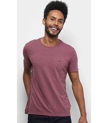 camiseta ellus cotton fine e asa classic masculina