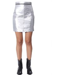 philosophy di lorenzo serafini high waist skirt