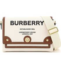 burberry note medium shoulder bag
