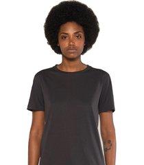camiseta albedrío regular basica gris