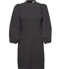 harrietta short dress 11238 korte jurk zwart samsøe samsøe