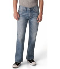 men's grayson easy fit straight leg jeans