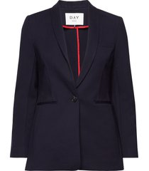 day weather blazer colbert blauw day birger et mikkelsen