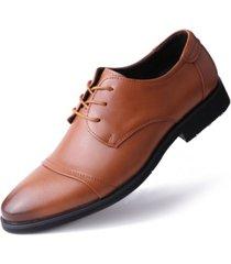 men's standard toe dress shoes men's shoes