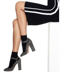 hanes women's 2-pk. x-temp opaque anklet socks