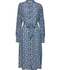 bailey dress jurk knielengte blauw lovechild 1979