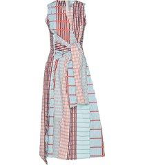 ilsaiw dress jurk knielengte multi/patroon inwear