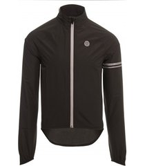 agu fietsjack essentials men rain black-xxxl
