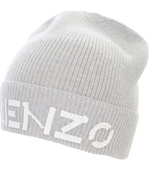 kenzo painted knit hat