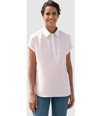blouse basically you lichtroze::wit