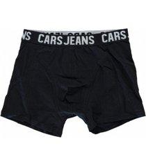 cars jeans boxer black (2 pack)