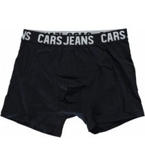 cars jeans boxer black (2 pack)