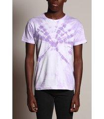 camiseta tie dye verão do amor
