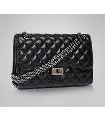 2017 womens messenger bags famous handbag pu leather lady shoulder bags black cl