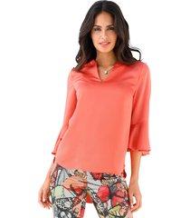 blouse amy vermont apricot