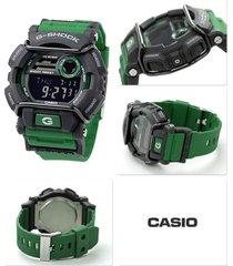 reloj verde g-shock gd_400_3 - superbrands
