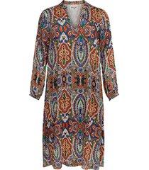 klänning carbohe ls calf dress