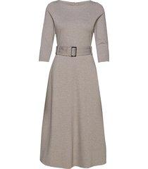 dresses knitted jurk knielengte beige esprit collection