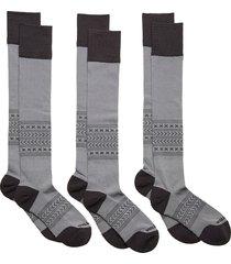 svala sock lingerie socks knee high socks grå kari traa