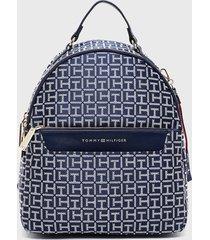 mochila backpack rosalie azul tommy hilfiger