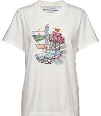 caylar t-shirts & tops short-sleeved vit iro