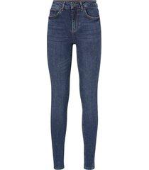 jeans vmlux nw super slim
