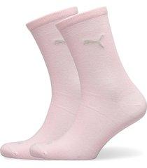 puma women sock 2p lingerie socks regular socks rosa puma