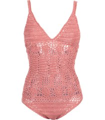 dunia algeri atelier one-piece swimsuits