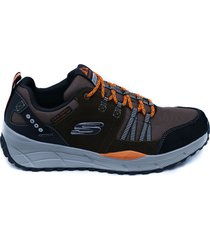 tenis cafe skechers equalizer 4.0 trail