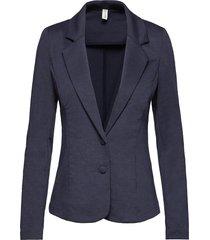 sc-daniela blazers business blazers blå soyaconcept