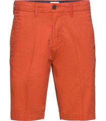 s-l str twll chno shrt shorts chinos shorts orange timberland