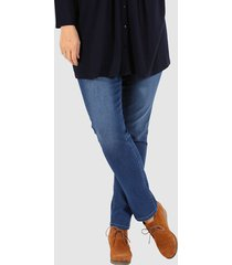 jegging miamoda blue stone
