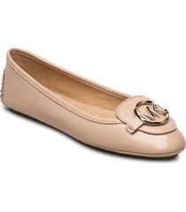 lillie moc ballerinaskor ballerinas beige michael kors shoes