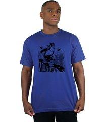 camiseta ventura rampage azul royal - kanui