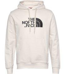 m lt drew peak po hd hoodie trui wit the north face