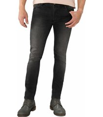jean hombre gris oscuro s5543
