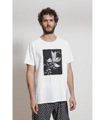 camiseta armadillo t-shirt esch box masculina - masculino