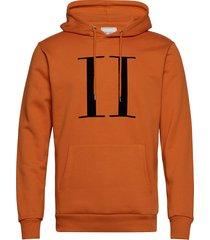 encore hoodie hoodie trui oranje les deux