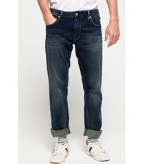 superdry men's daman straight leg jeans
