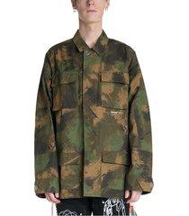 paintbrush camo jacket